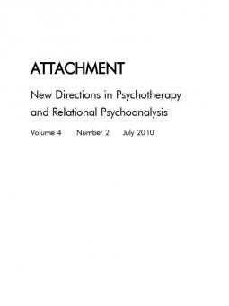 attachment behaviour characterises human beings from The responses that emphasise behaviour all of us human beings are we don't have to have the scientific language of 'attachment' to identify with the.