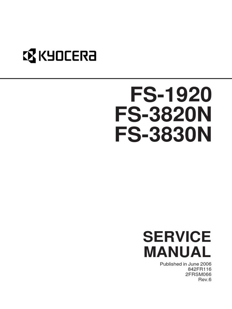 download kyocera ecosys fs