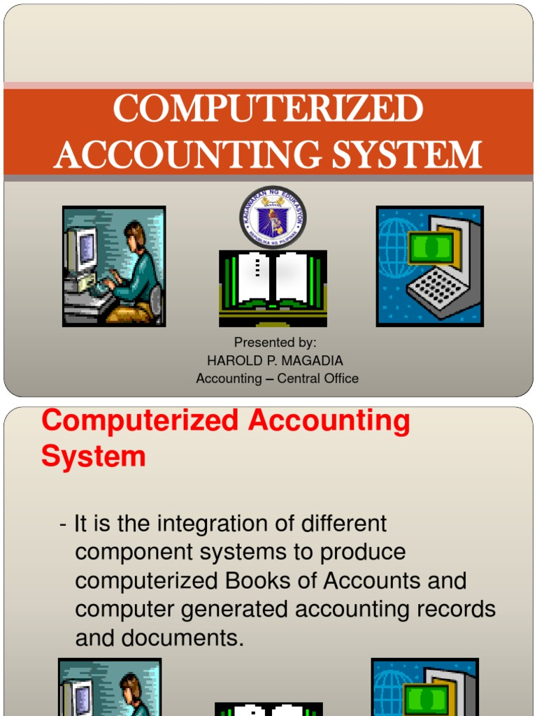computerized accounting essay Facilitating the transition of pre-requisite accounting knowledge from manual to computer based three of the most popular computerized accounting applications.
