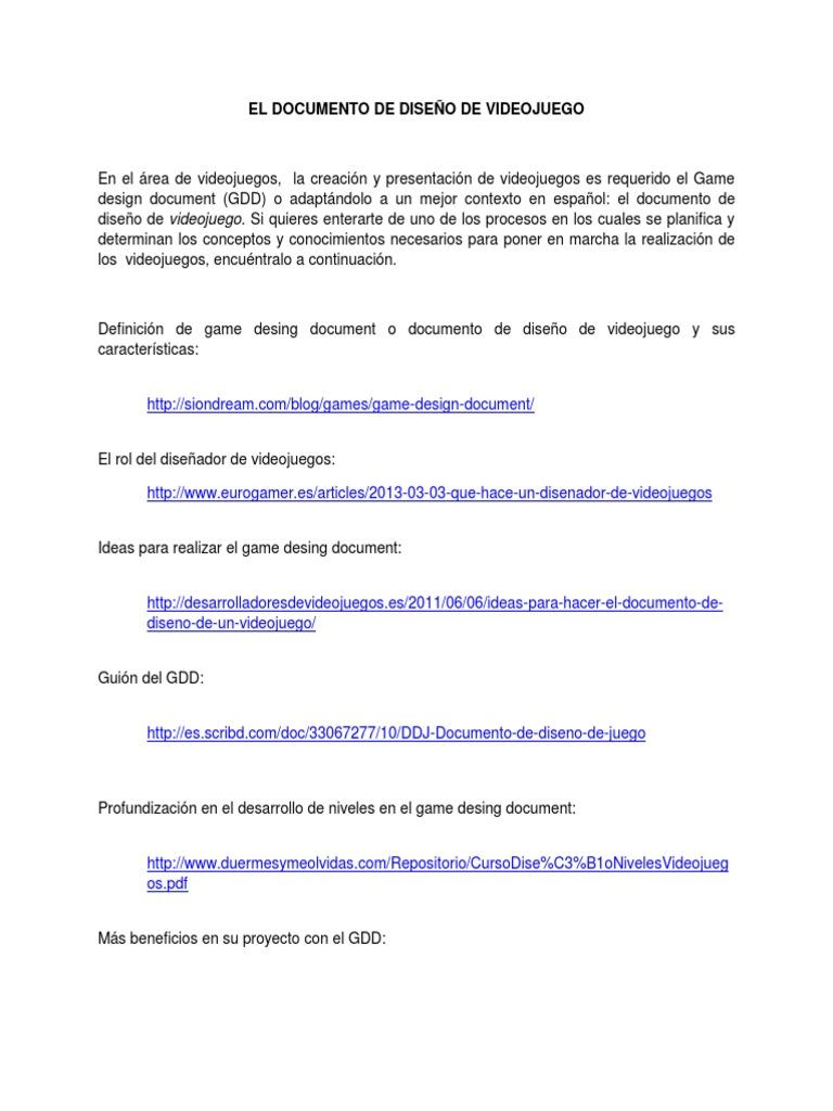 Download Desert Blood Game Design Document DocSharetips - Game design document pdf