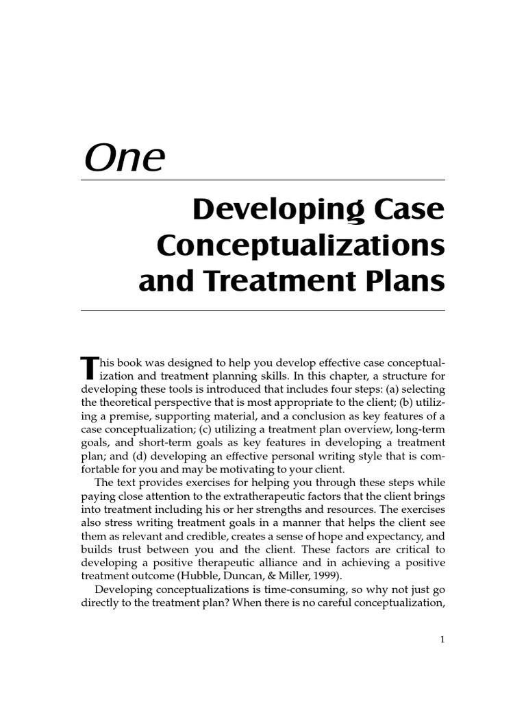 object relations theory case conceptualization Case formulation using object relations theory geoff goodman, phd i psychodynamic case formulation (perry, et al,) underlying understanding of purposes that symptomatology serves will influence the conduct of the treatment parts of case formulation summarizing statement slideshow.