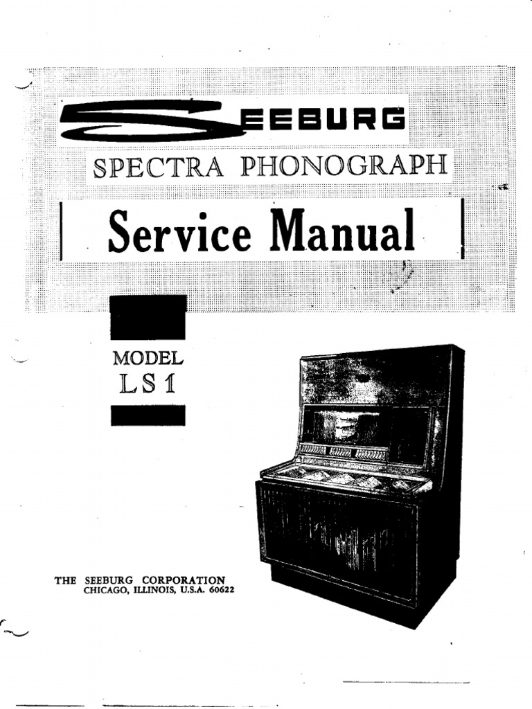 Seeburg_LS1_ServiceManual - DocShare tips