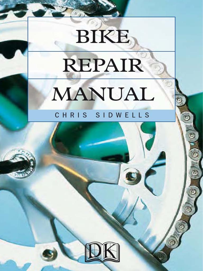 download bicycle repair manual docshare tips rh docshare tips bike repair manuals bicycle repair manual pdf