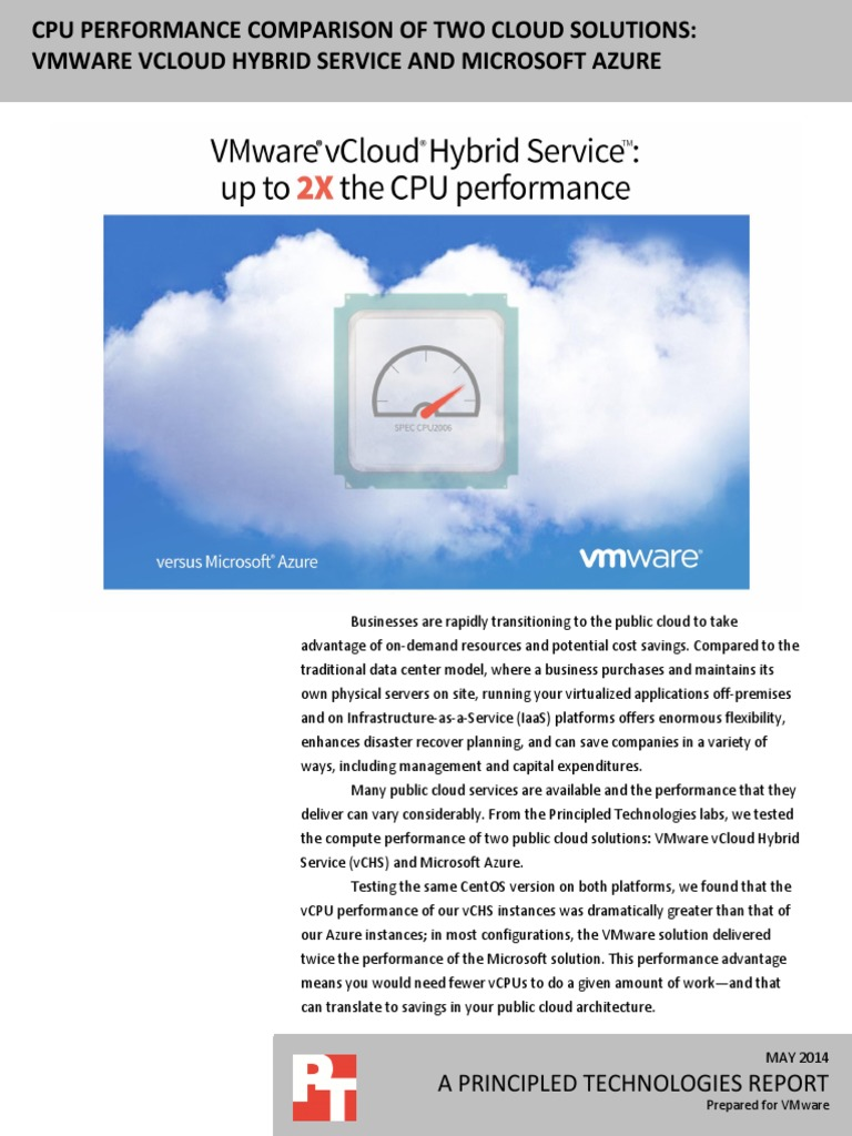 compare and contrast microsoft and vmware solutions for virtual computing