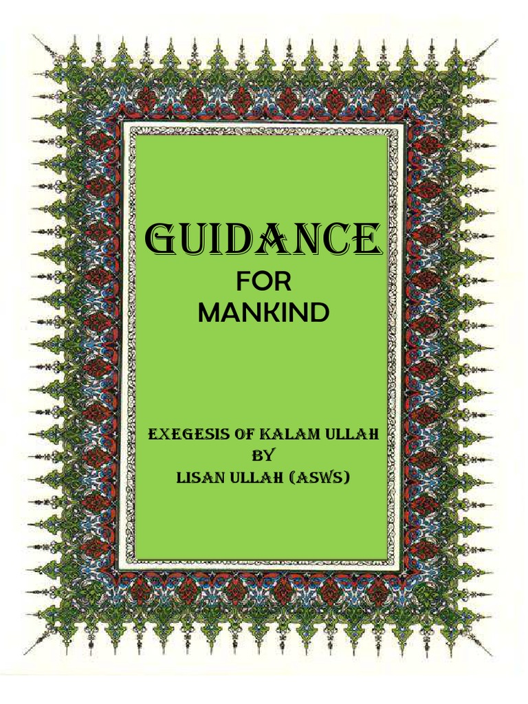 Guidance 4 Mankind - DocShare tips