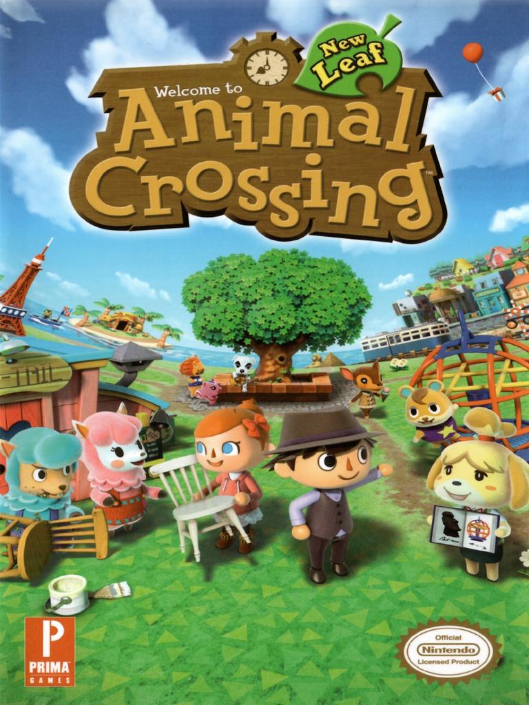Animal Crossing New Leaf Prima