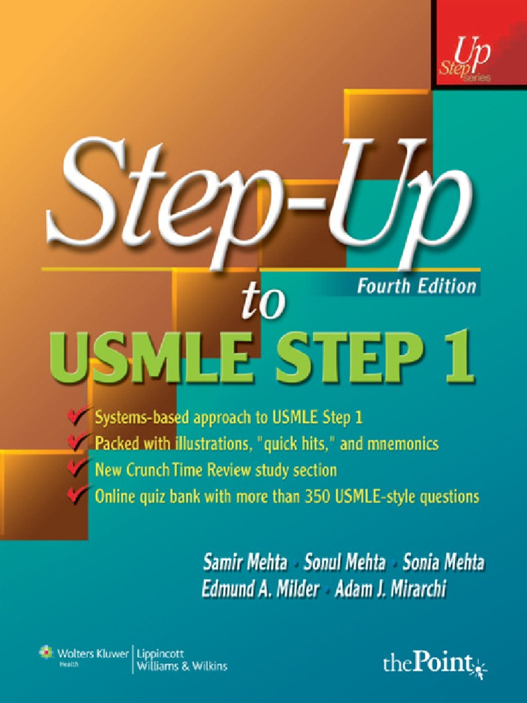 Step-Up to USMLE Step 1 - A High-Yield Systems-Based Review for