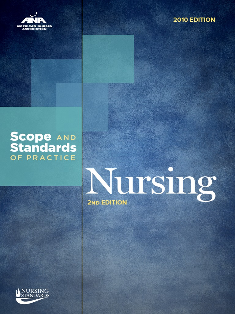 nursing the scope and standards of