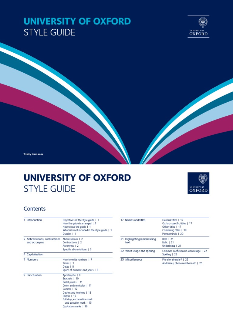 oxford style referencing guide Harvard citation style is one of the most popular formatting styles used in academic papers, along with apa, mla, and chicago harvard style dictates the general format of the paper, including the size of the margins, preferred font, etc.