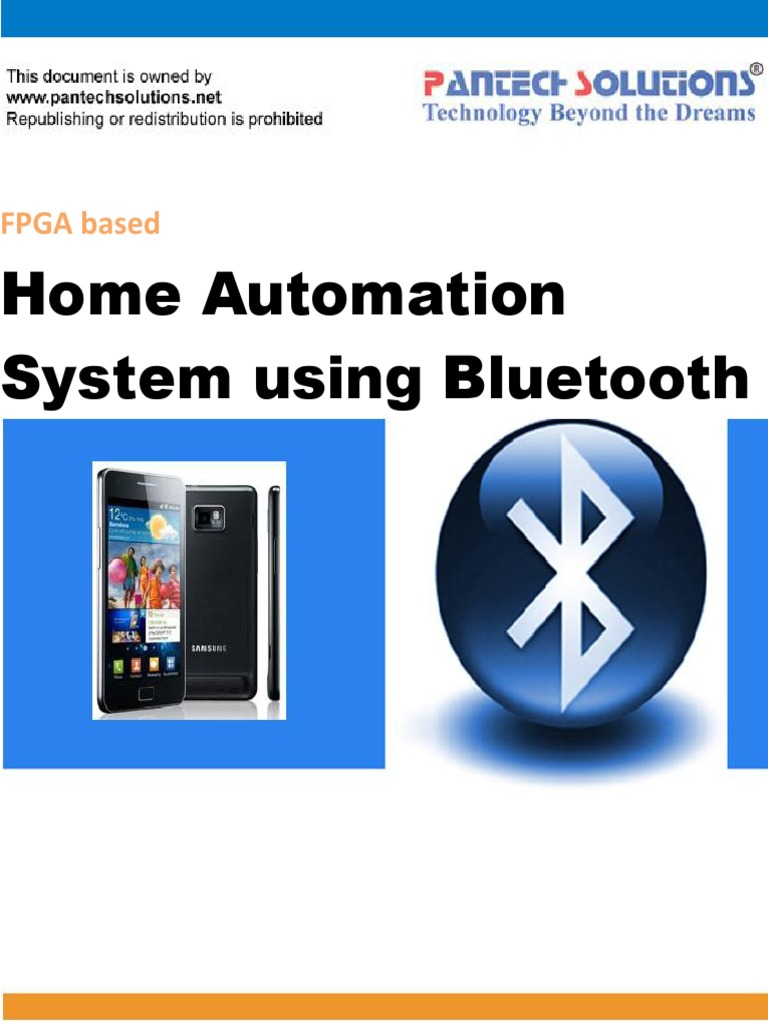 Download Home Automation System Using Bluetooth Android Based Circuit Block Diagram