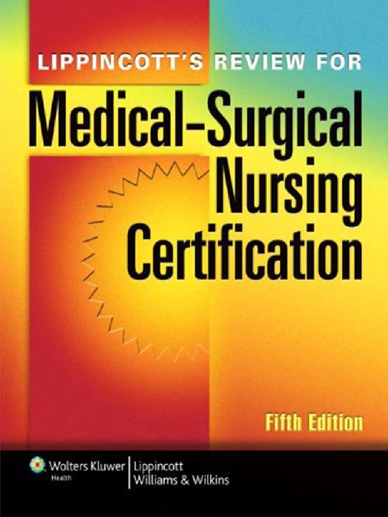 555 lippincotts review for medical surgical nursing certification 555 lippincotts review for medical surgical nursing certification fifth edition lippincott 1451 docshare 1betcityfo Choice Image
