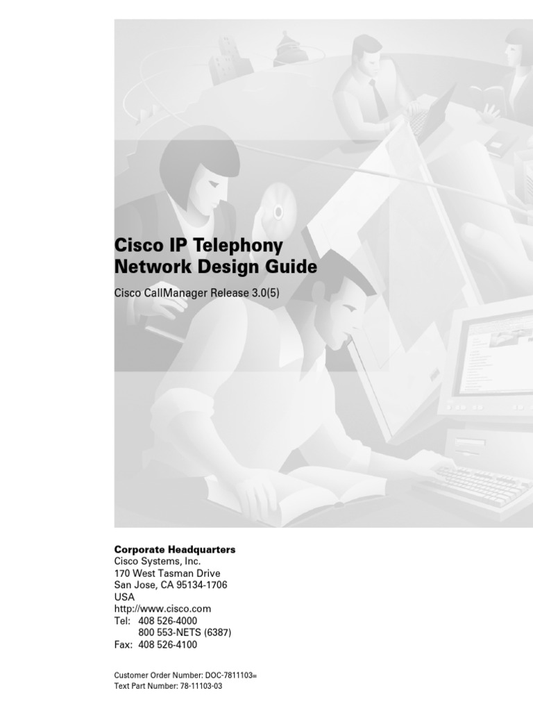 Download Cisco IP Telephony Network Design - DocShare tips