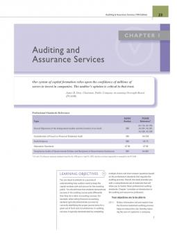 auditing assurance 8th chapter1