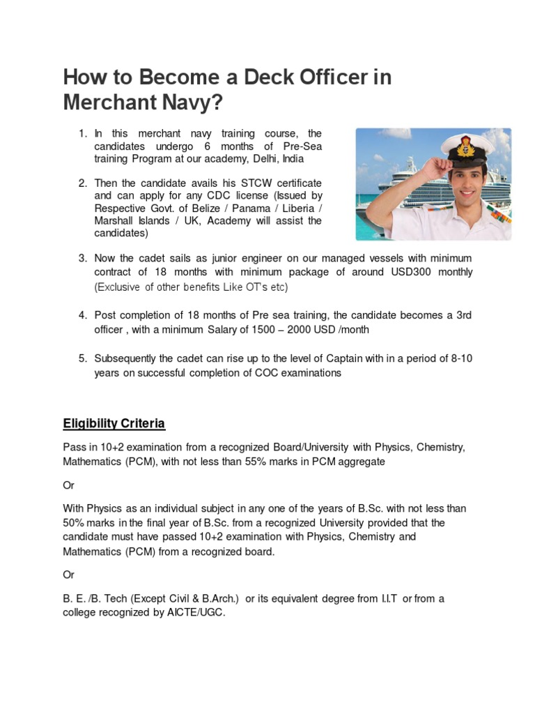 essay on why to join merchant navy There are several advantages of a maritime career apart from the high salary learn why merchant navy is unlike any other profession there are very few lines of work around the world that pay the kind of salary to entry level officers as the merchant navy does a very big incentive for anyone to.
