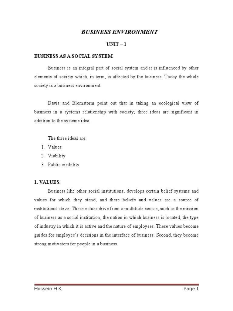 unit 1 the business environment 3 Unit 1: the business environment unit 1: unit specification assignment sheets unit 1: assignment brief due dates: p1, p2, m1, p3 & p4: final deadline 23rd.