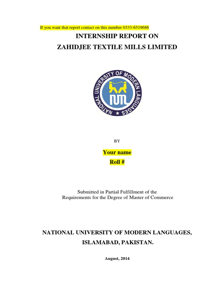 internship report finance on textile industry Industry has become a key source of manufacturing exports (80%) and formal employment (65%), and contributes 10-12% to the country's gdp • the garment industry is the largest employer in bangladesh after agriculture.
