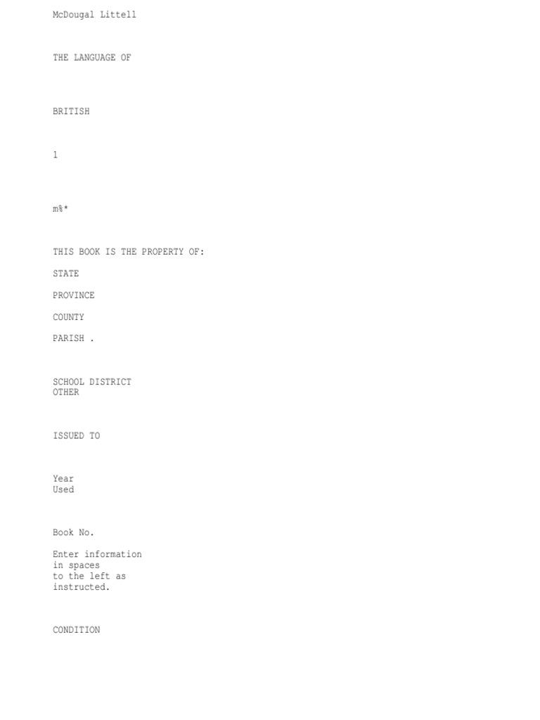 The language of lite arthur n berm ebooksread docshare fandeluxe Gallery