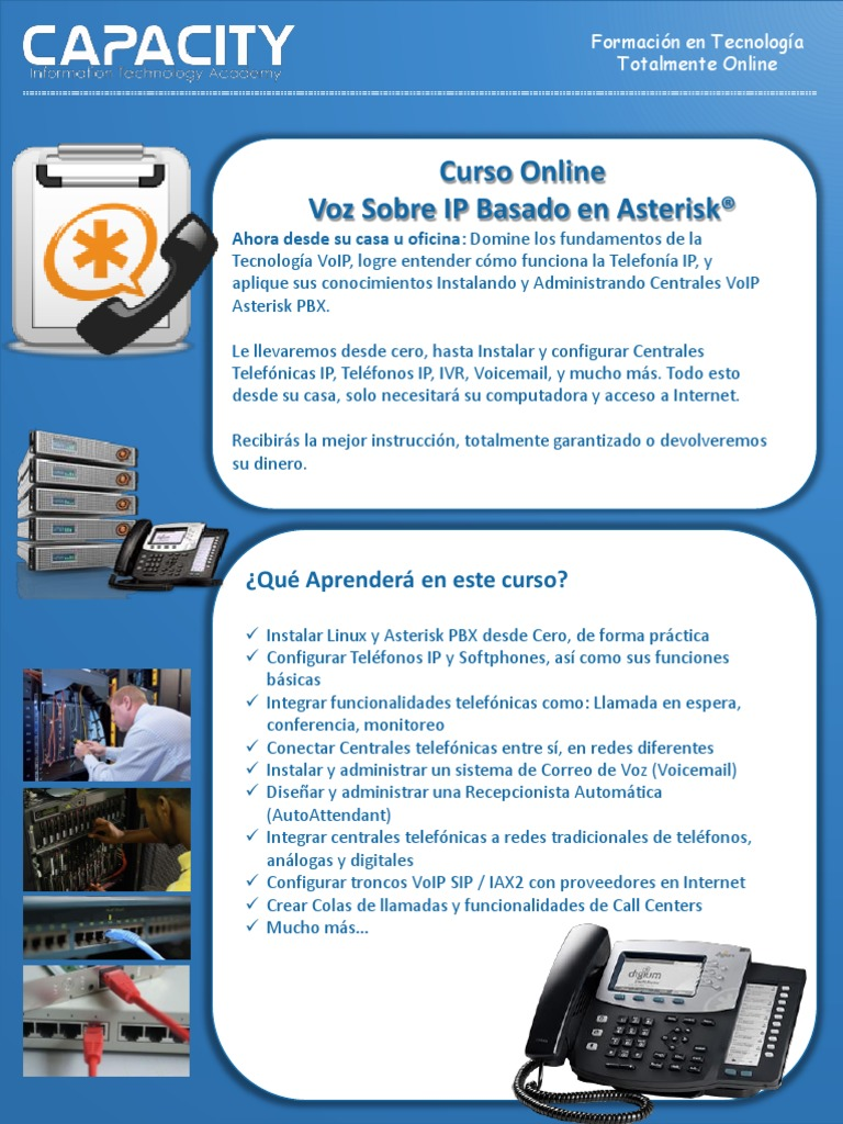 brochure-capacity-curso-voip-online pdf - DocShare tips