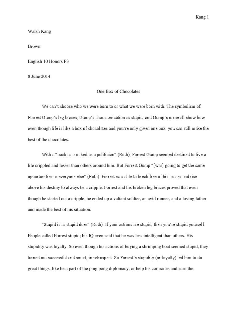 Topics For An Essay Paper  Essay Paper Checker also Thesis Statement For Persuasive Essay Forrest Gump Essay  Docsharetips Persuasive Essay Papers
