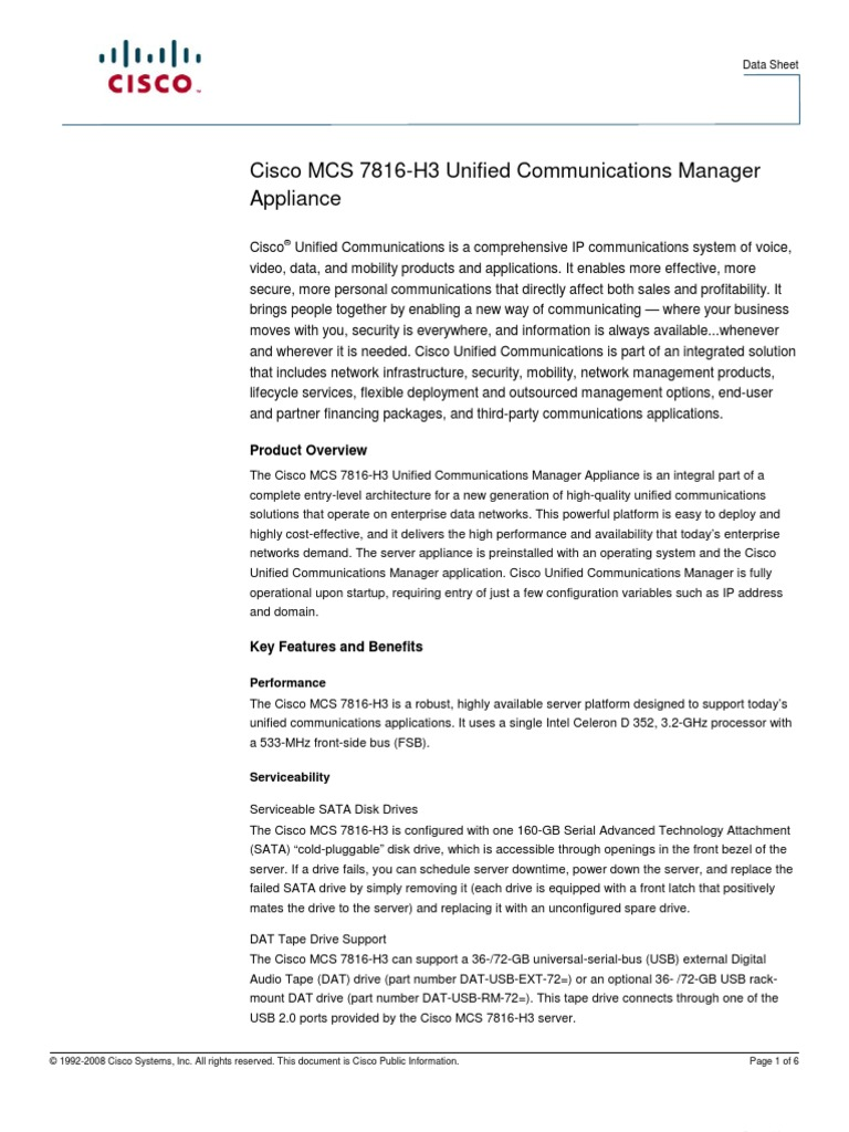 unified communications manager essay More related with cisco unified communications manager system guide : - using first person in an essay view of.