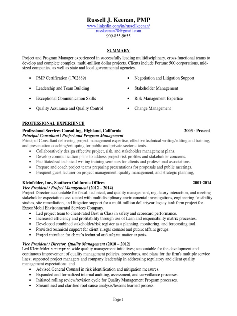 Download Director Project Program Management In Los Angeles CA ...