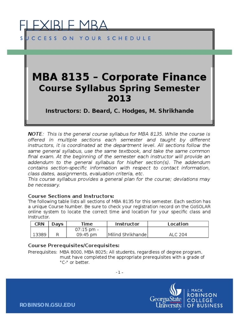 Download Course Syllabus Template Usm Kcc College Of Industry And