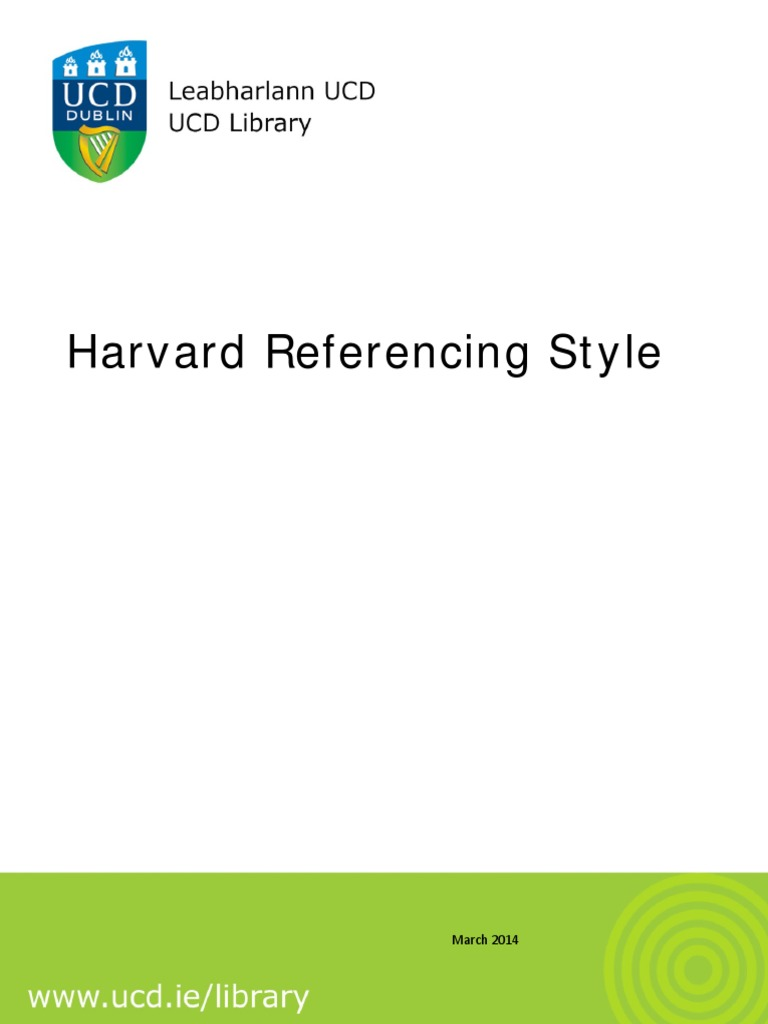 cite dissertation harvard style The university uses leeds harvard, a variation of the harvard referencing style find out the basics of leeds harvard, and how to avoid common issues.