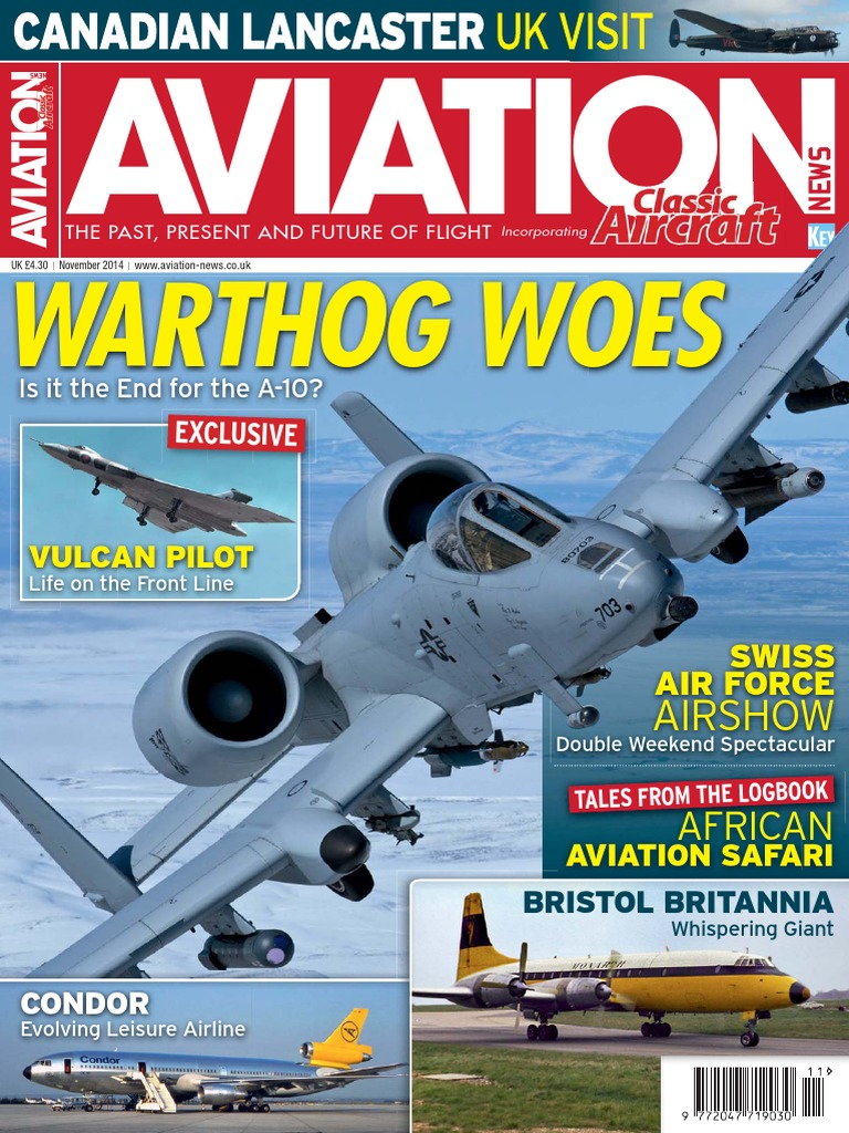 Aviation News - November 2014 UK - DocShare tips