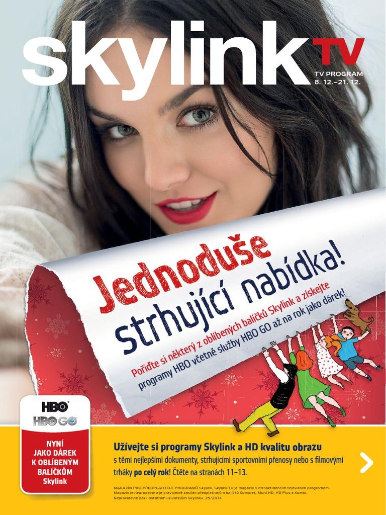 01ed48f151 Skylink TV CZ 25 2014.pdf - DocShare.tips