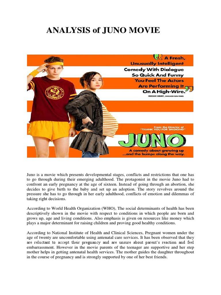 Juno Essay