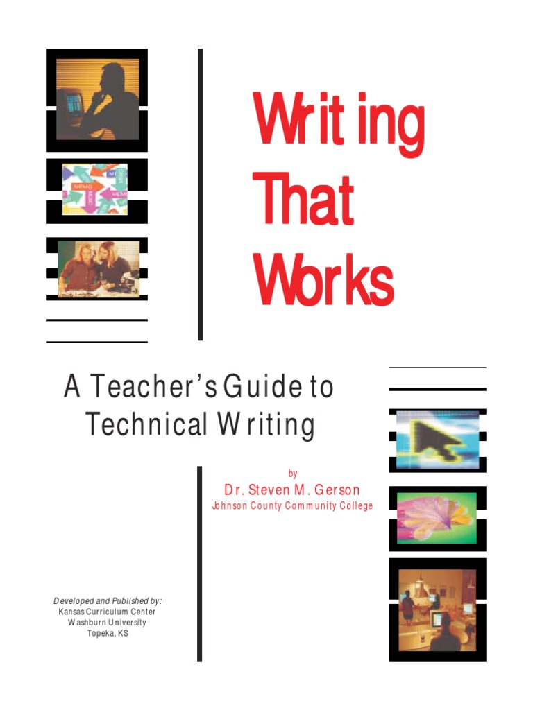 writing for the technical professions Technical writing blog focusing on the latest trends, news, and other topics in the field of technical communication.