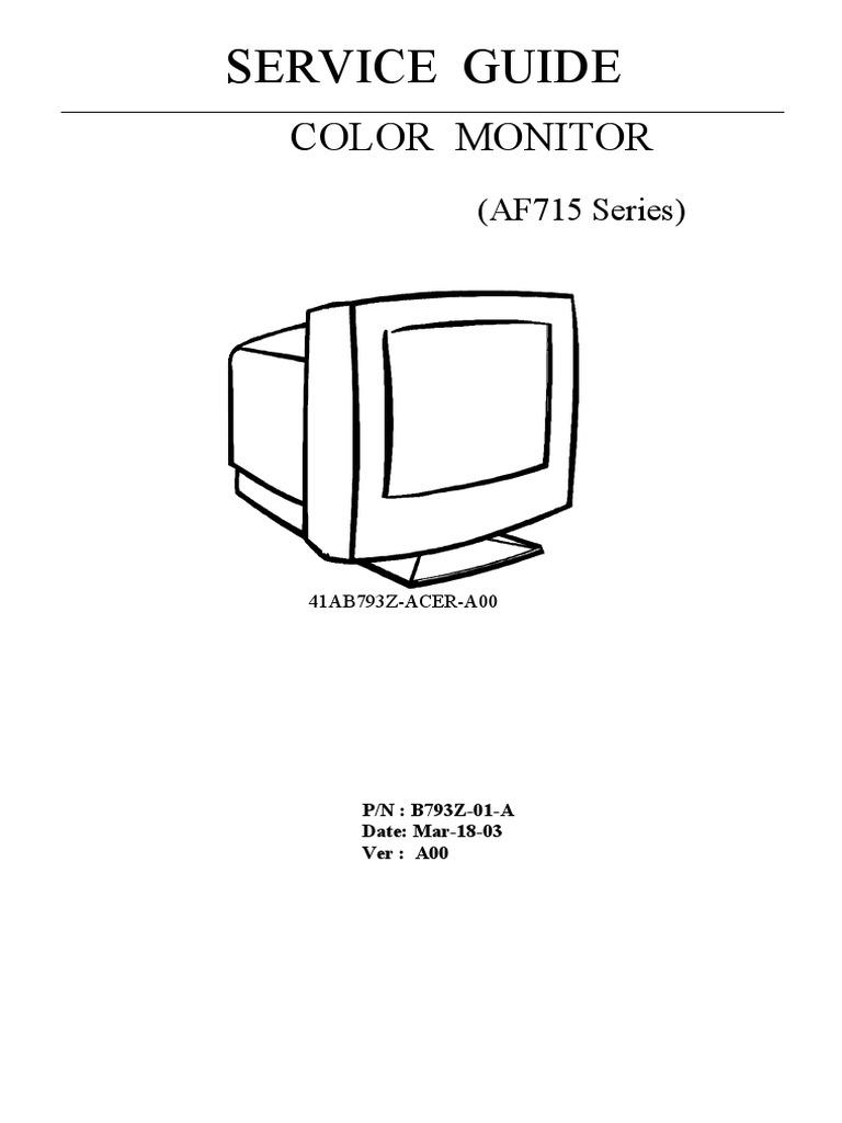 Download Acer Af715 Aspire 7736z Wiring Diagram