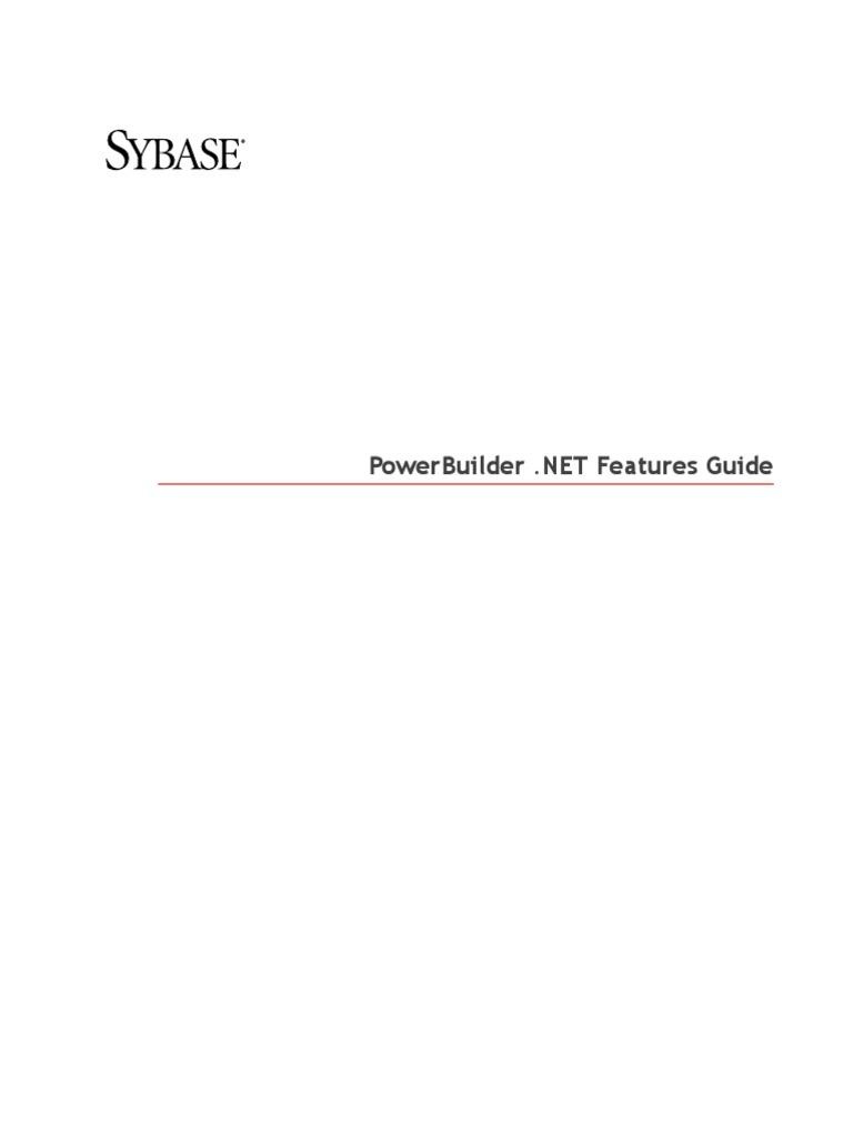 download manual power builder net docshare tips rh docshare tips manual power builder 11.5 español pdf manual power builder 9