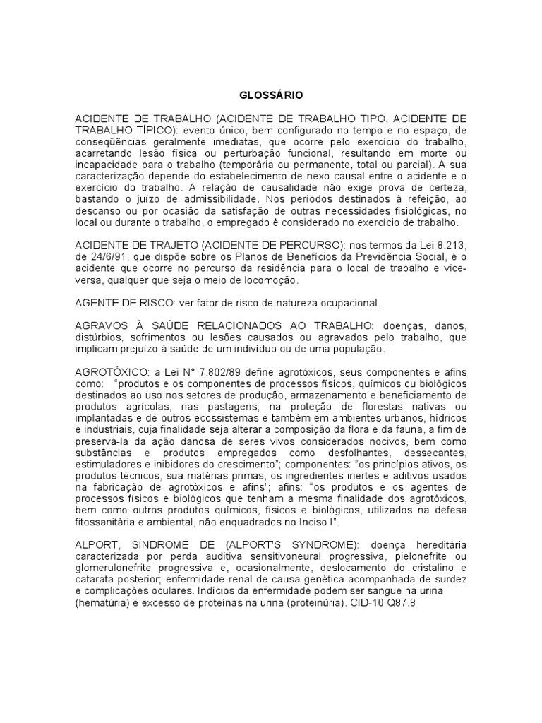 Acidente do trabalho - glossário.pdf - DocShare.tips 4d7ab76511d