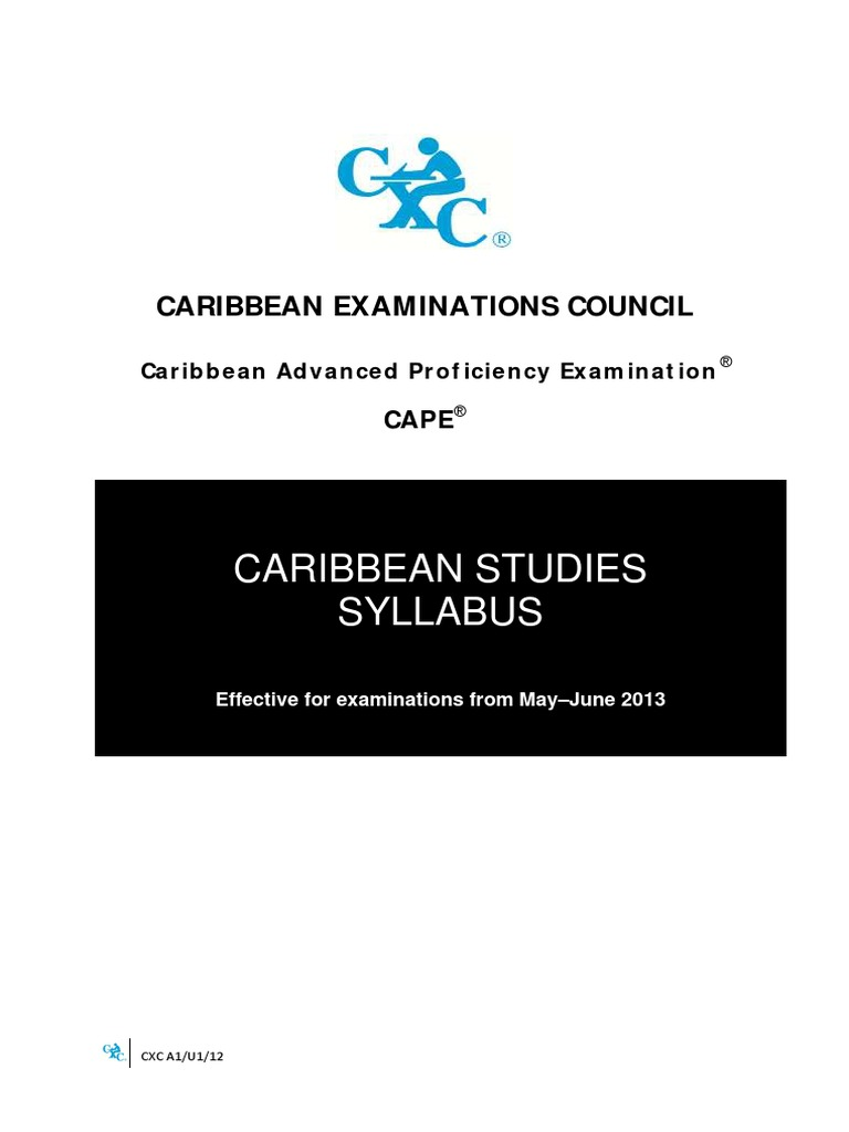 2009 caribbean studies sample essays Sample cultural studies essay questions its on town planning, this essay is on spatial planning an england based organisation that has purchased a european based business.