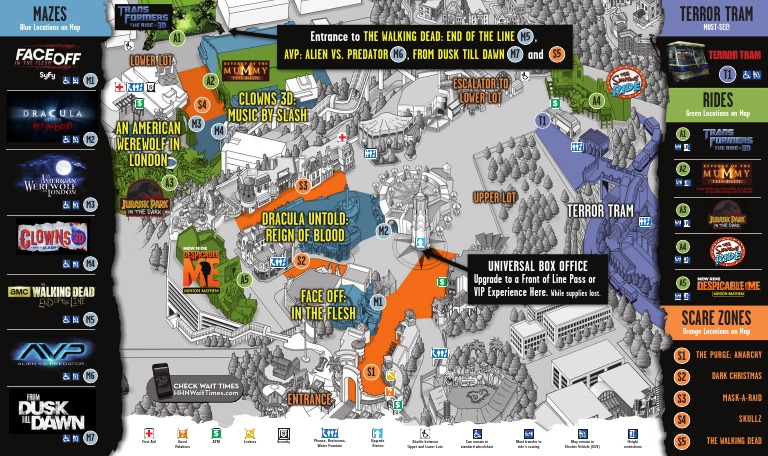 san diego zoo map download