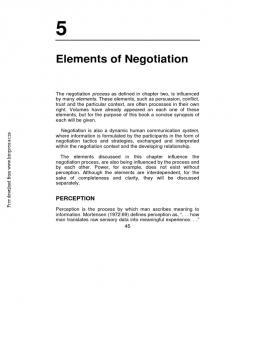 essentials of negotiation chapter 1 Downloadable solution manual for essentials of negotiation 6th edition lewicki instant download table of contents chapter 1: the nature of negotiation.