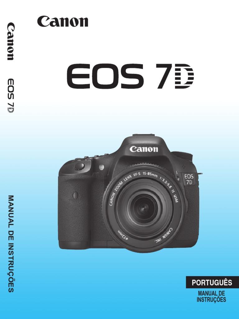 canon eos 7d bedienungsanleitung