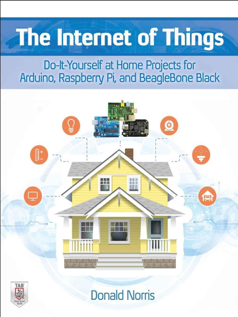 The Internet Of Things Do It Y Donald Norris Raspberry Wiringpi Without Root