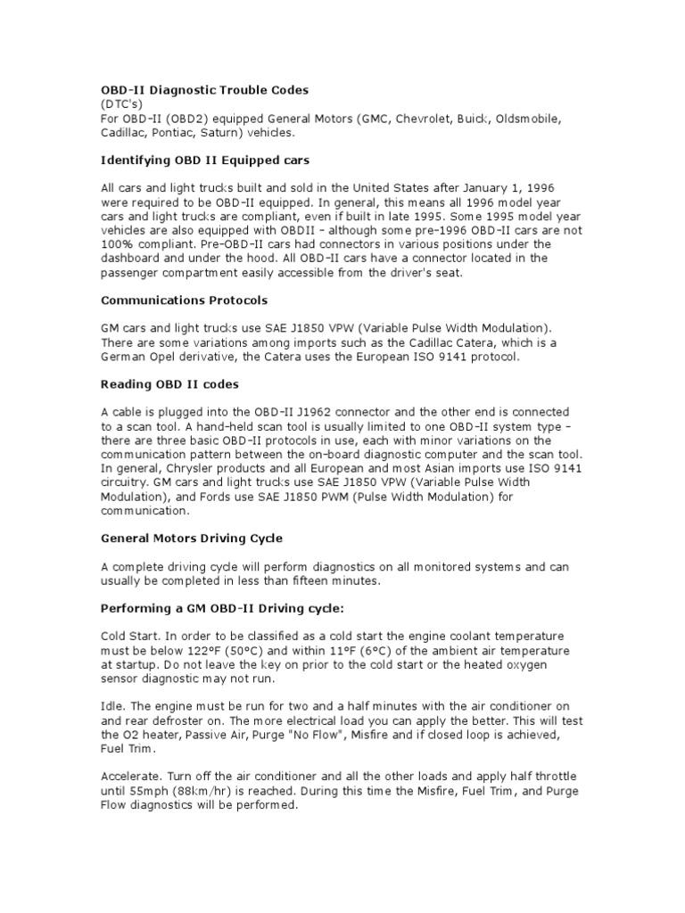 Obd Coduri Service - DocShare tips