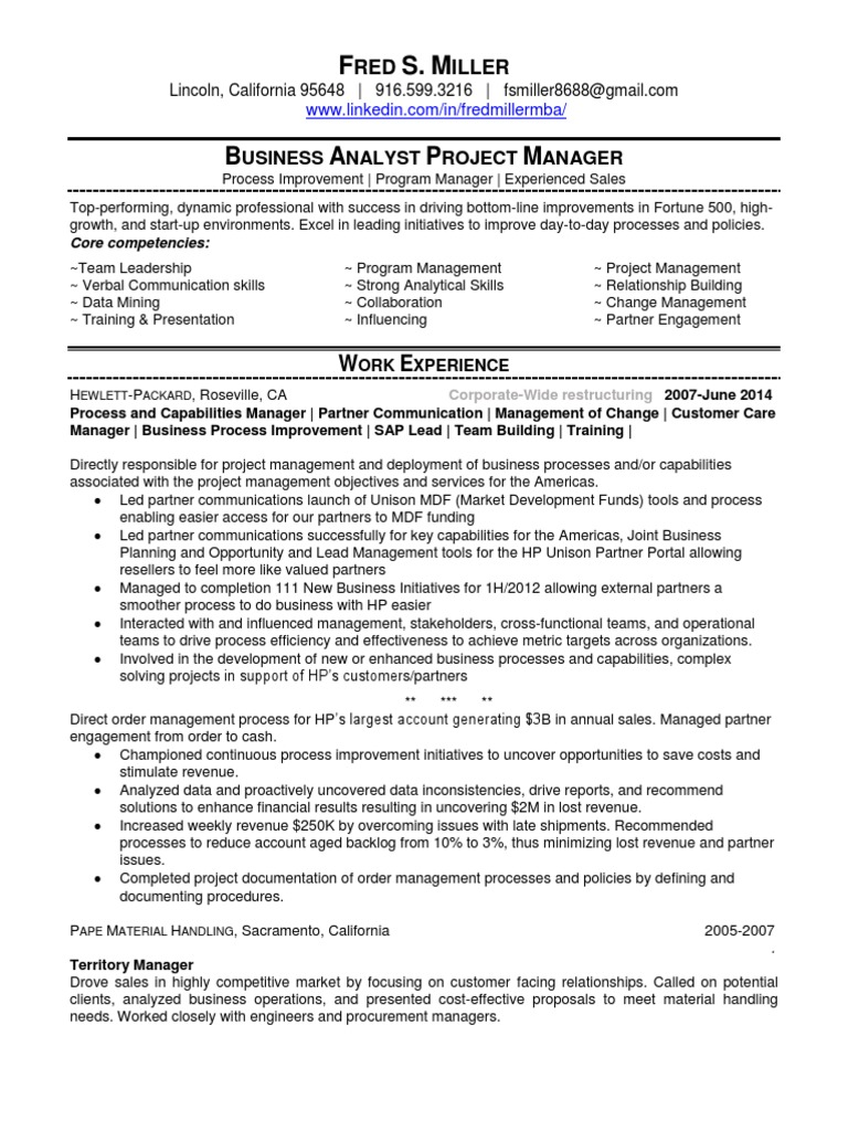 Download District Manager Operations Consulting in Sacramento CA ...