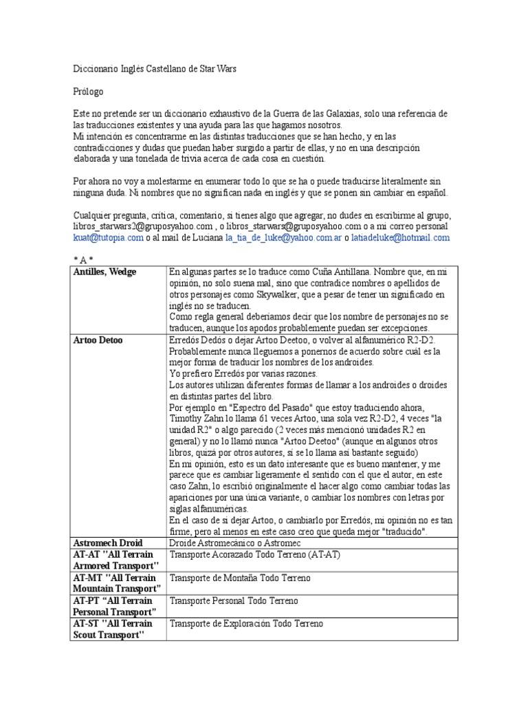 Hotmail en castellano