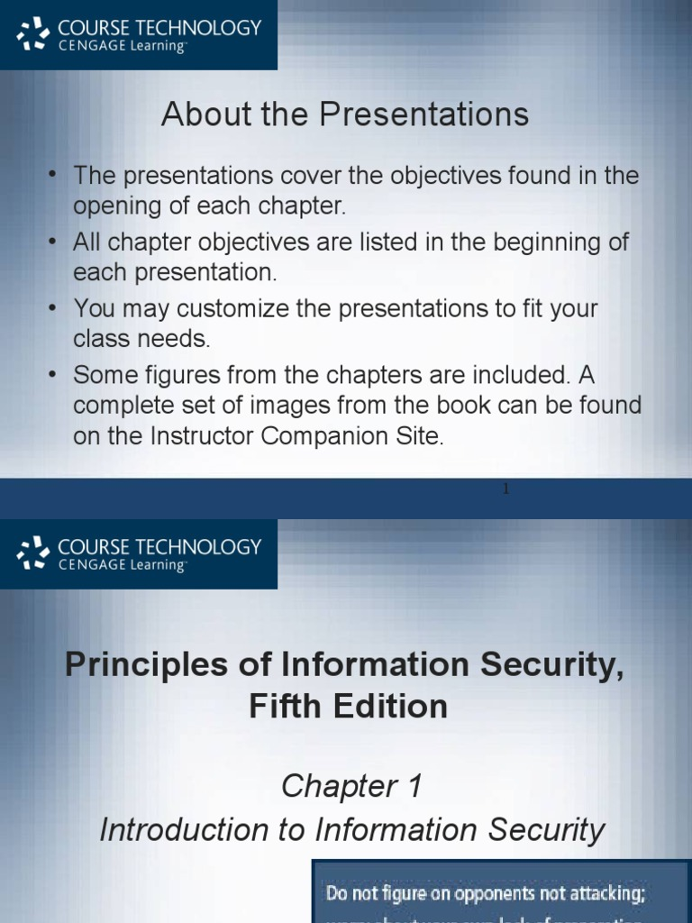 individual introduction to the information security policy essay Introduction to information security as of january 2008, the internet connected an estimated 5417 million computers in more than 250 countries on every continent, even antarctica (source: internet software.