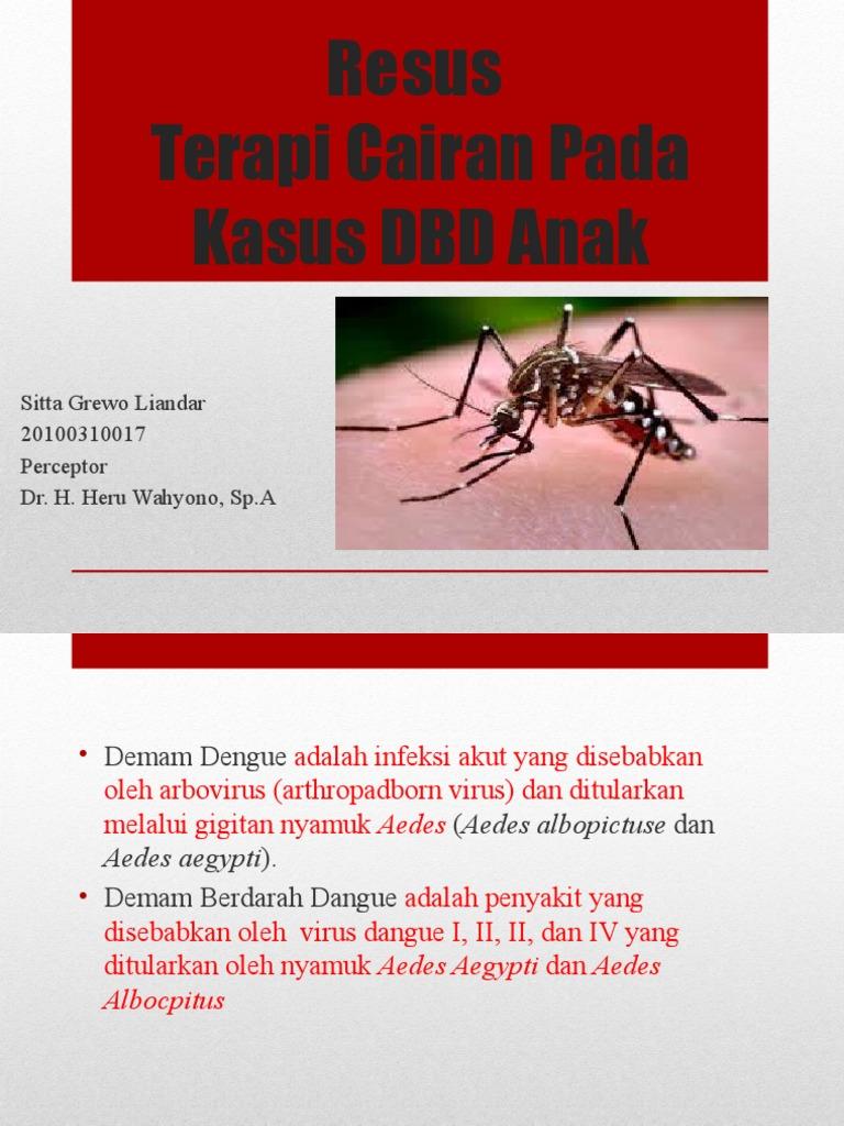 Download Resus Dhf Anak Geteh Nyamuk