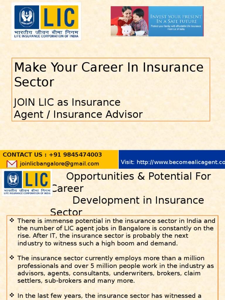 it in insurance sector