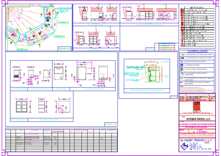 0d7b5688699 Bar Counter Section File-layout1 (4) - DocShare.tips