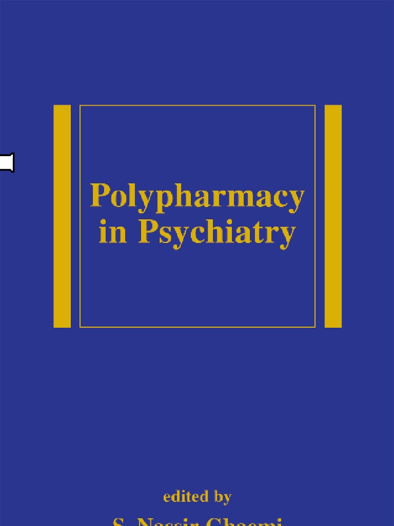 the issue of polypharmacy implementing the nine Effectivenessmatters polypharmacy is common  nine, and ten medications  be unclear how best to organise and implement these to.
