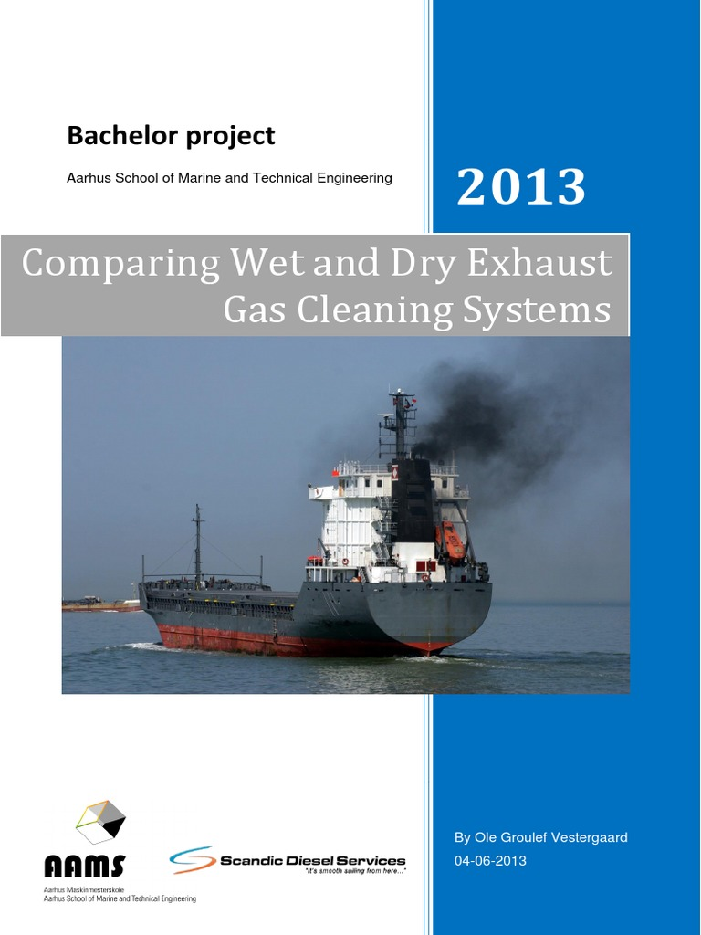 Download Comparing Wet and Dry Exhaust Gas Cleaning Systems (1 ...