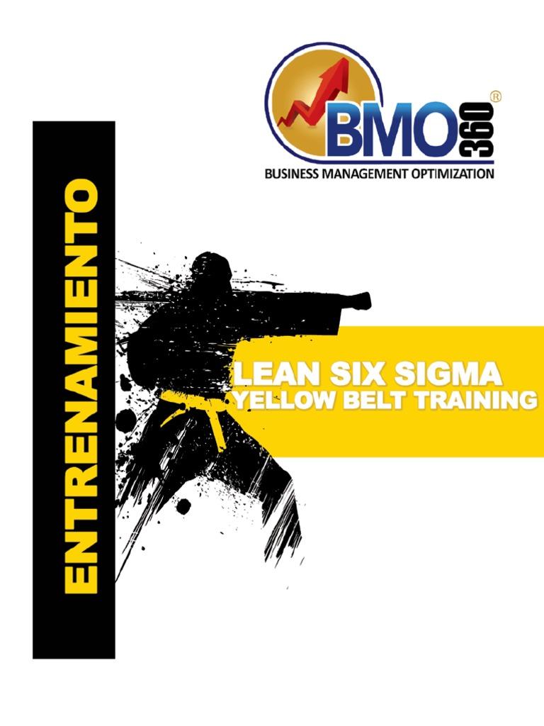Download Curso Lean Six Sigma Yellow Belt Training