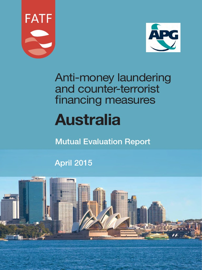 combating money laundering and terrorist financing